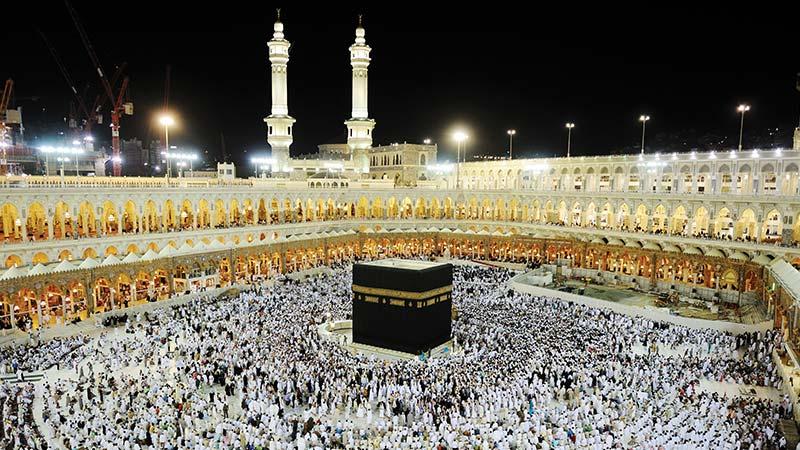 Haji Masjidil Haram