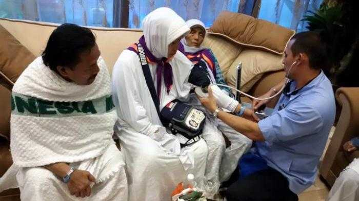 Tips Mengatasi Heat Stroke Saat Haji