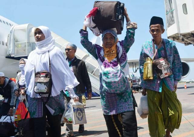 Jamaah Haji Lansia Lebih Cepat Berangkat Haji
